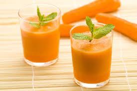 Ricetta dello smoothie carota e mela detox