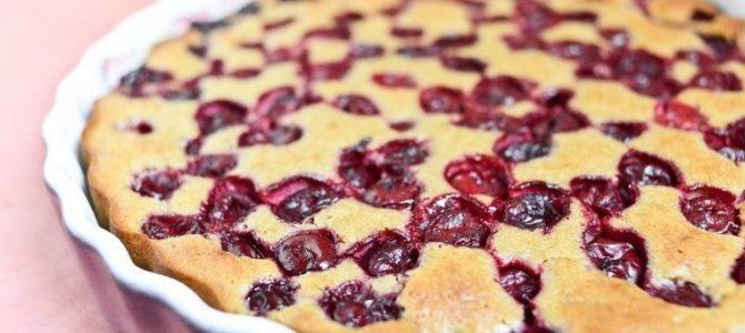 Ricetta del Clafoutis di ciliegie