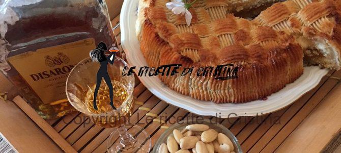 Ricetta della Torta Delizia alle mandorle