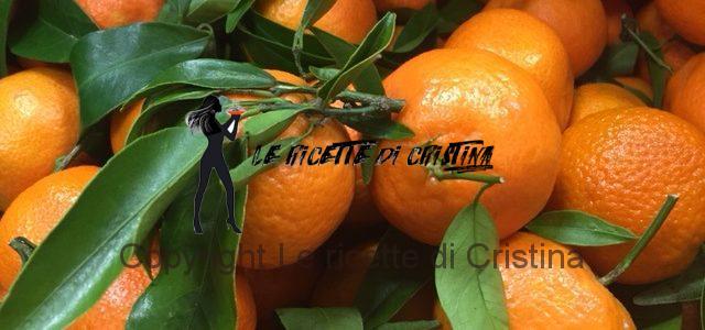 Ricetta del ciambellone al profumo di clementini