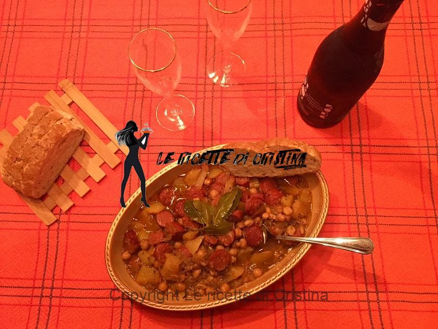 Chorizo al sidro